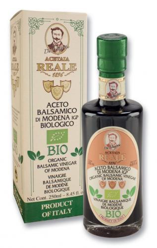 B-R0110:  Aceto balsamico di Modena IGP BIO 'Serie  6' (250ml)