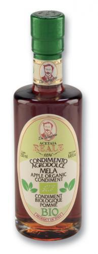 B-R0232: Condimento Agrodolce  BIO MELA 100ml - 2