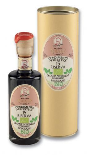 B-R0287:  Condimento Agrodolce  'RISERVA 15' 250ml
