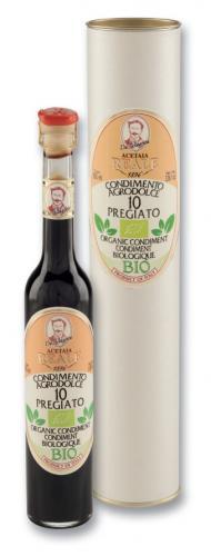 B-R0310: Condimento Agrodolce BIO  'PREGIATO 10' 100ml