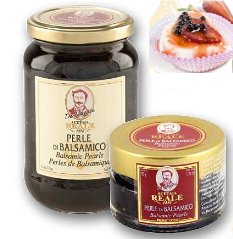 BALSAMIC PEARLS 50g/370g
