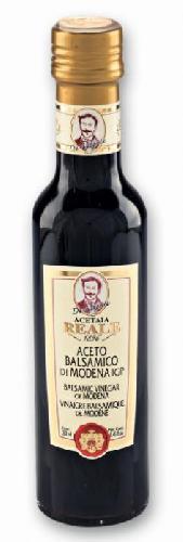 R0100: ACETO BALSAMICO DI MODENA I.G.P.  250 ml/500 ml