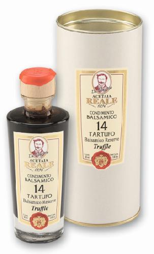 """Condimento al TARTUFO """"14 Travasi"""" (100ml)"""