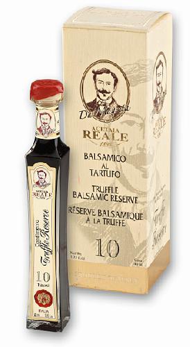 "BALSAMICO REALE al TARTUFO ""10 Travasi"" (40ml)"