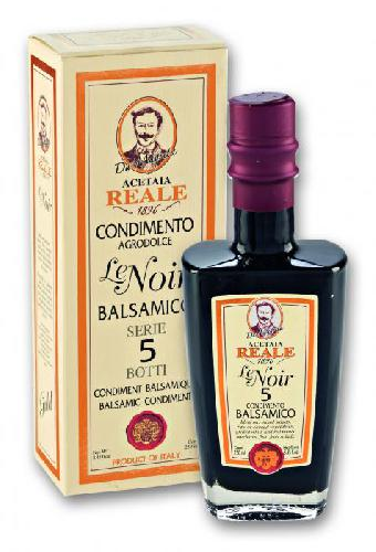 "Condimento Le Noir ""5 Travasi"" (250 ml)"