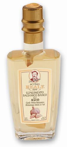 R0457: BALSAMA BIANCO con AGLIO 250ml