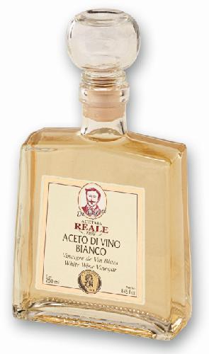 R0476: Aceto di Vino BIANCO 250ml