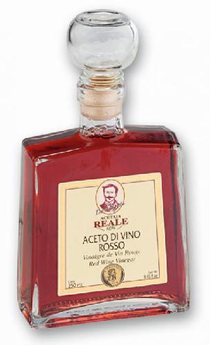 R0478: Aceto di Vino ROSSO 250ml