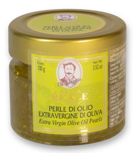 R0645: Perle di Olio d'Oliva Extra Vergine 100g - 2