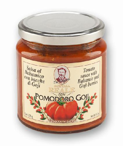 Salsa Pomodoro al Balsamico e GOJI (275g)