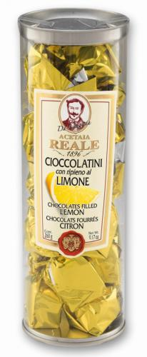 R3007/P: CHOCOLATES with LEMON filling 260g