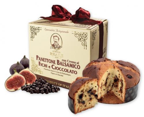 R3060: Panettone Balsamico, Fichi e Cioccolato 750g